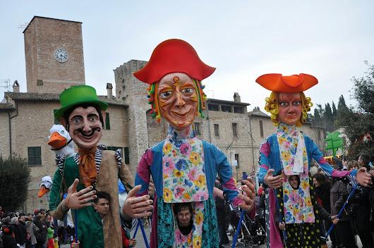 Sant'Eraclio: Il Carnevale