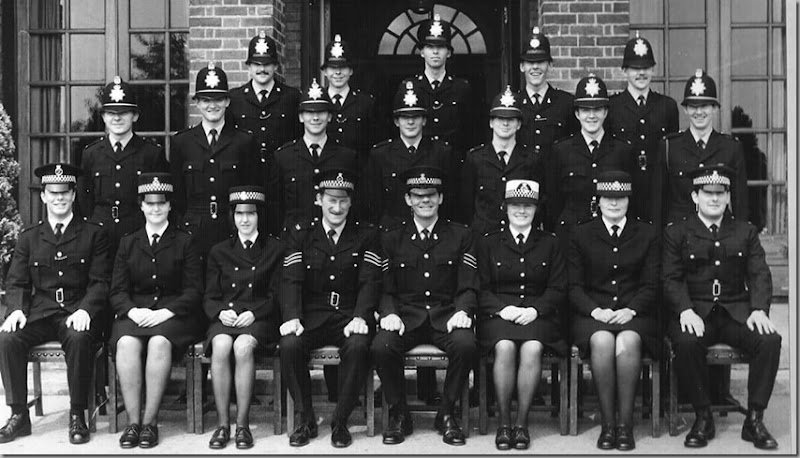 Dishforth Police Training Centre - Oct 1975