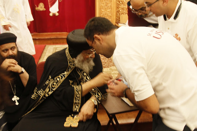 H.H Pope Tawadros II Visit (4th Album) - _MG_1321.JPG
