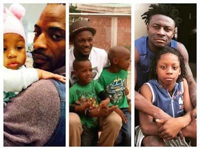 Top ten Nigerian celebrities with multiple baby mamas