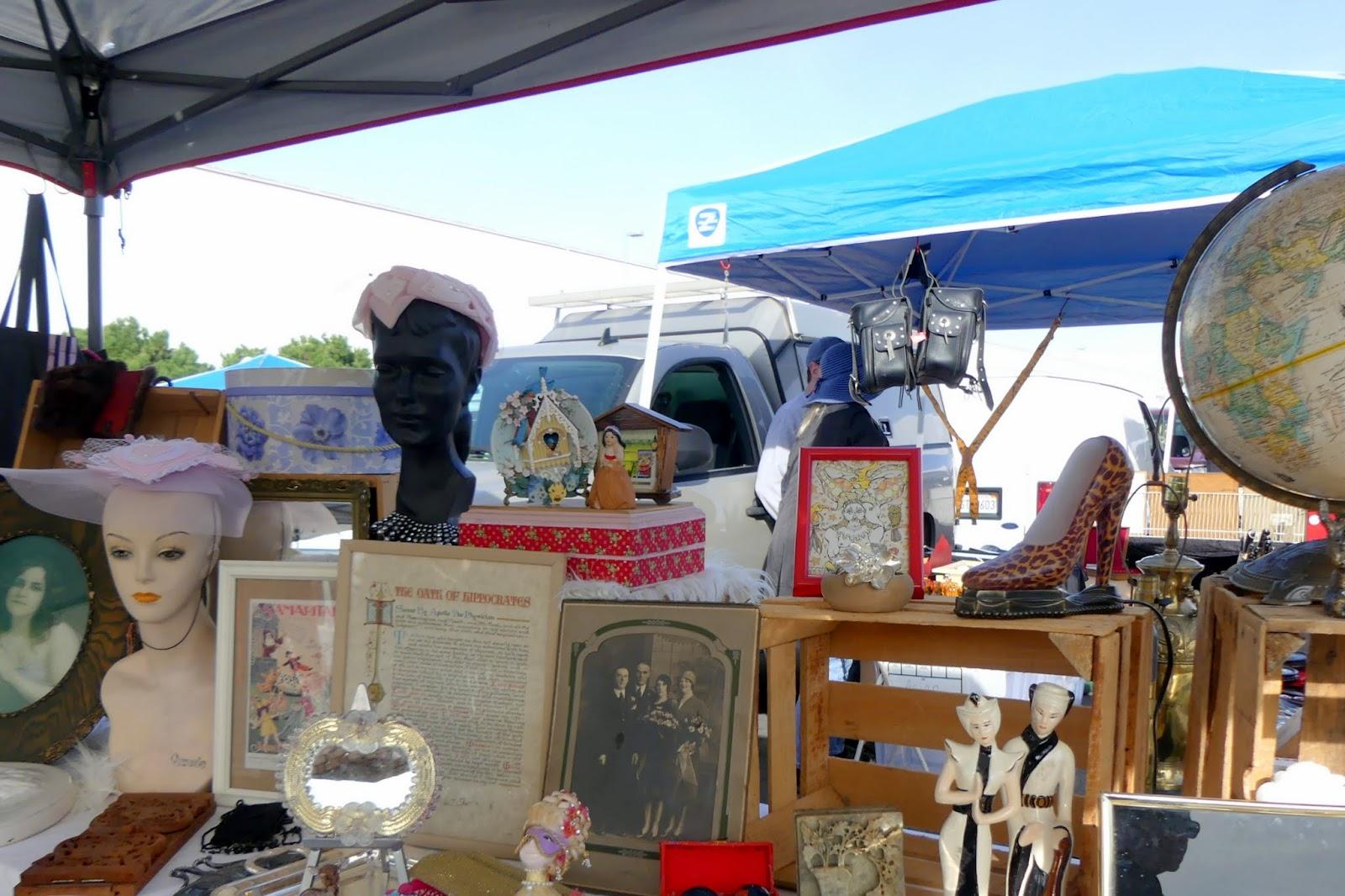 Long Beach Antique Market Directions