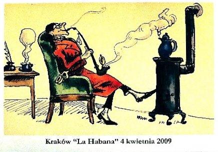 Międzyklubowe spotkanie fajczarzy w Krakowie