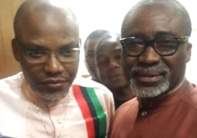 Abaribe, Others Lose N300m Bail Bond As FG Rearrests Kanu