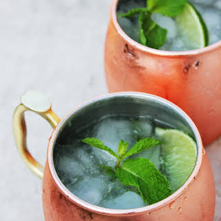 Gin-Gin Mules.