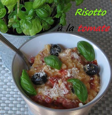 risotto a la tomate roma la cuisine des delices les recettes les plus simples. Black Bedroom Furniture Sets. Home Design Ideas
