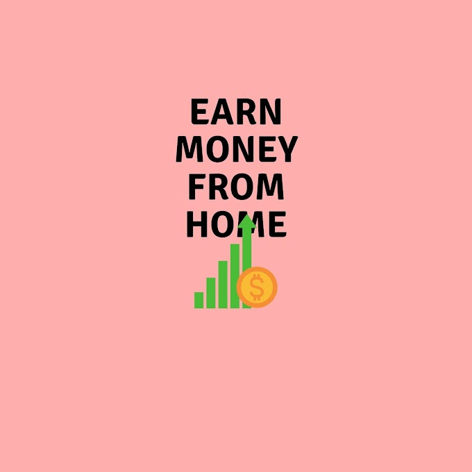 Smart Ways to Earn Money at Home Today