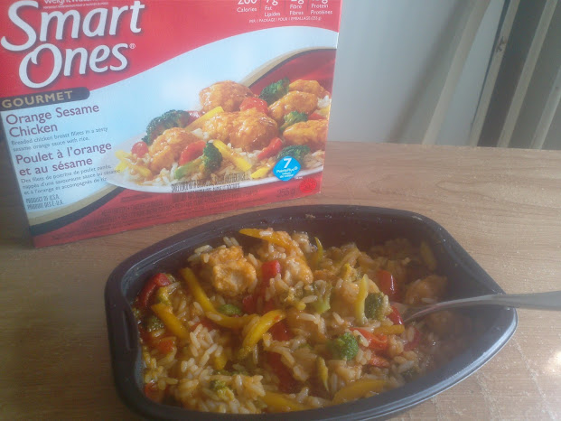 Smart Ones Orange Sesame Chicken