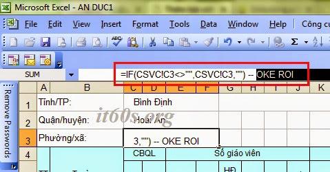 Cách loại bỏ các mật khẩu cứng đầu trong Excel 3