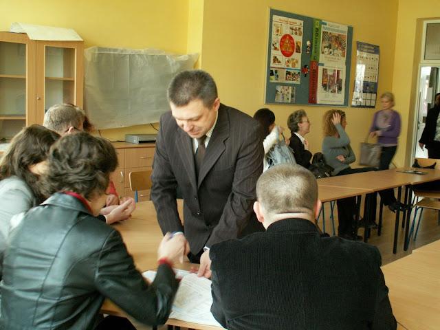 Pierwszy egzamin gimnazjalny w ZS nr 2 w Dukli 2011 - PICT1303_1.JPG