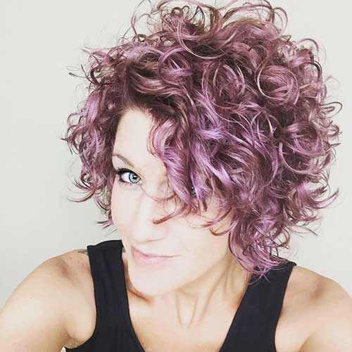 Hairstyles For Short Curly Hair 2016 Style You 7