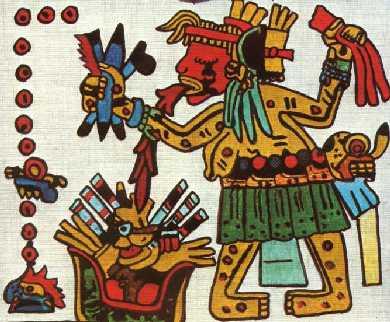 Tlazolteotl, Gods And Goddesses 6
