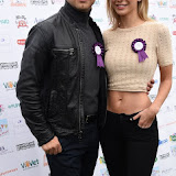 OIC - ENTSIMAGES.COM - Pasha Kovalev and Rachel Riley at the  PupAid Puppy Farm Awareness Day 2015 London 5th September 2015 Photo Mobis Photos/OIC 0203 174 1069
