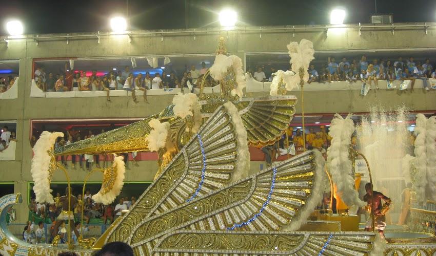 リオのサンバカーニバル⑫ / Rio carnival