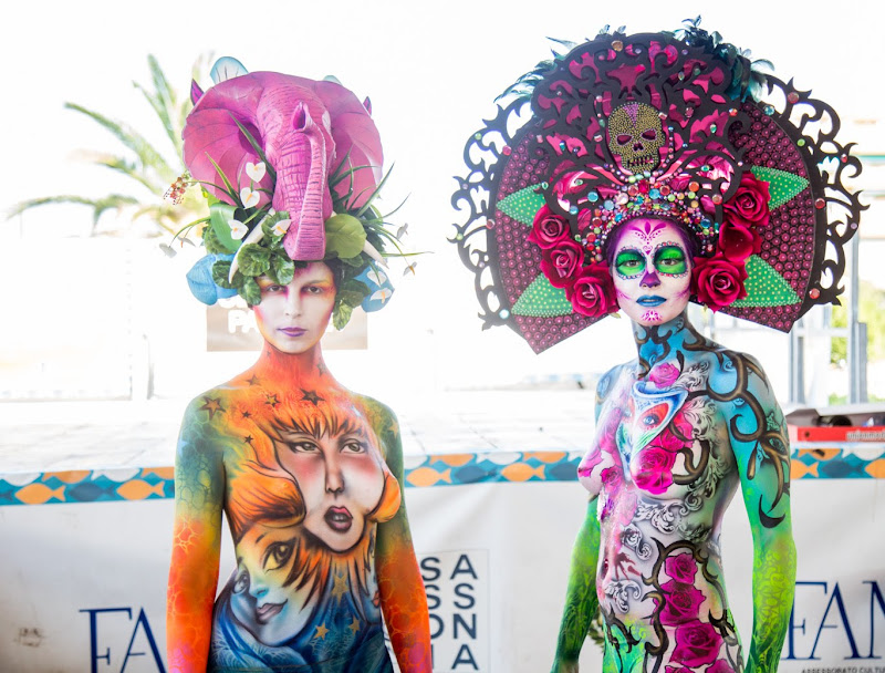 IMG_4919 Color Sea Festival Bodypainting 2018