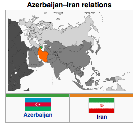 news from iran and azerbaijan relationship