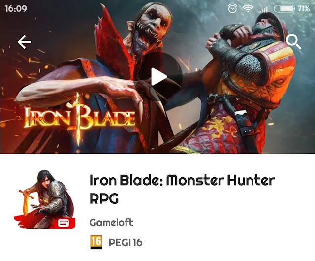 Iron Blade Cassandra Güncellemesi