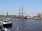 Το πλοίο Amsterdam