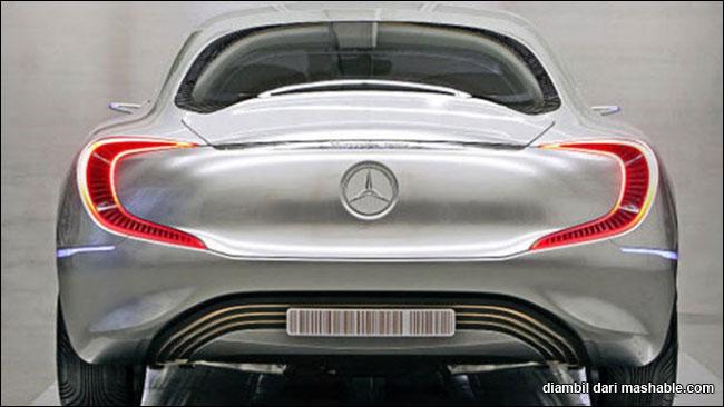 Mercedes-Benz F 125