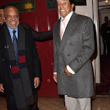 OIC - ENTSIMAGES.COM - Berry Gordy and Smokey Robinson at the  Motown the Musical - press night in London 8th March 2016 Photo Mobis Photos/OIC 0203 174 1069