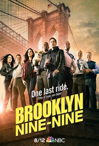 Brooklyn Nine-Nine Season 8 Complete Download 480p & 720p All Episode