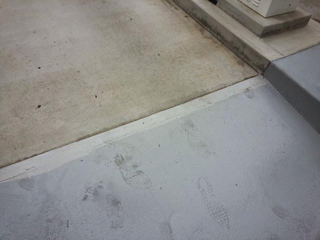 La Jolla Presbyterian Deck Waterproofing - 20131129_091018