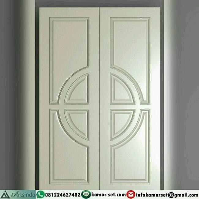 Gambar model pintu rumah sederhana