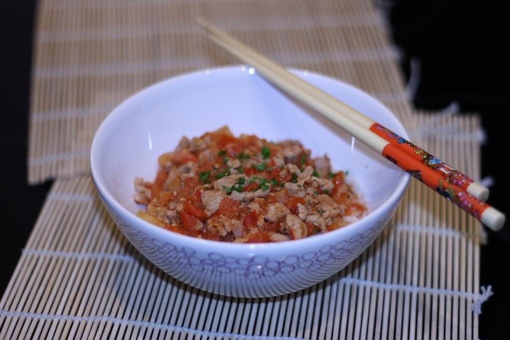 thairet med svinekød