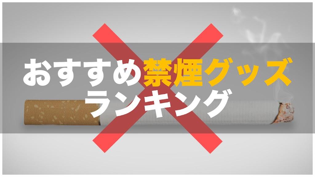 【厳選版】禁煙成功者によるおすすめ禁煙グッズランキング【電子タバコ/VAPE】ガジェット編