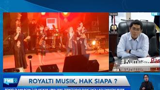 Pemerintah Jamin Hak Royalti Lagu Diberikan ke Musisi
