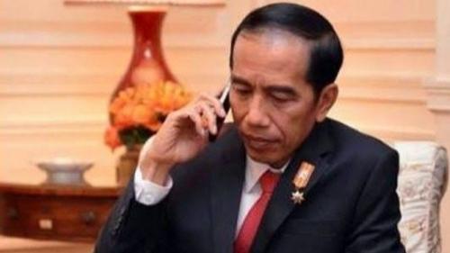 Palestina Kian Membara, Jokowi Telpon Erdogan hingga PM Singapore