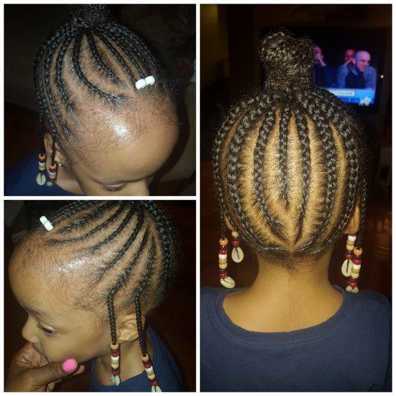 2018 Black Girls Braided Hairstyles Little Black Girls Hairstyles
