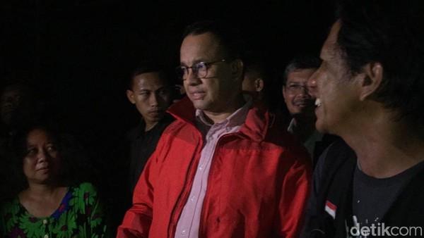 Banjir Kepung Jakarta, Anies Emoh Salahkan Siapa-siapa