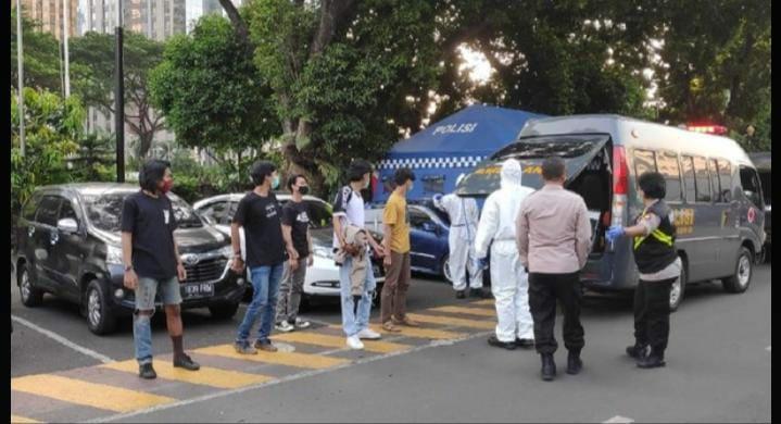 Kelompok Anarko yang Mau Demo DPR di Tes Rapid, 10 Orang Reaktif Corona