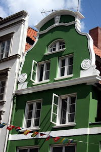 Hamburg Hanseatic buildings