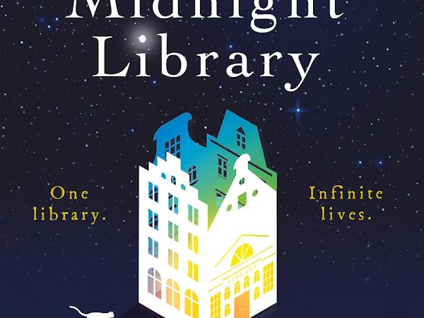 📖 Novel of the Week: The Midnight Library by Matt Haig