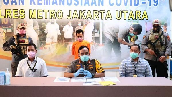 Hina Jokowi dengan Bawa-bawa Habib Luthfi, Alwi Ditangkap Polisi
