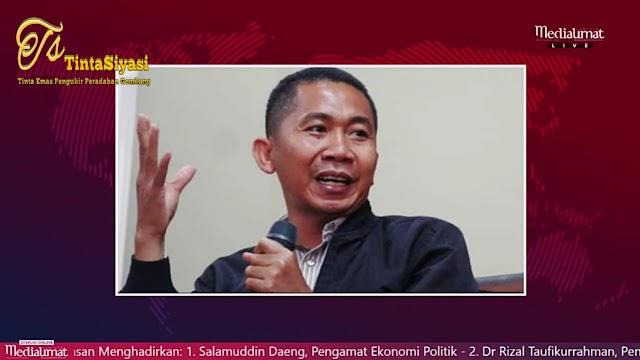 Pengamat Politik Sebut Karut Marut Perberasan Indonesia Akibat Pasar Bebas