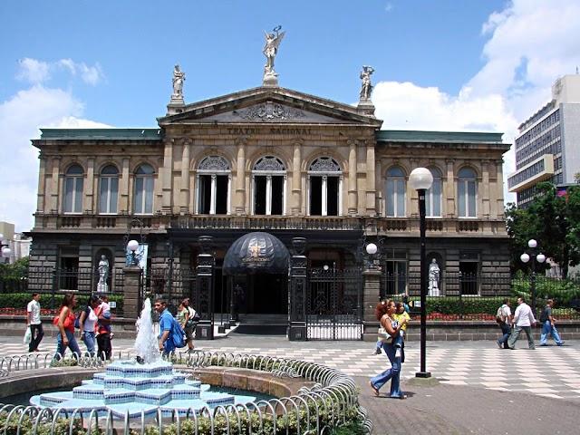 National Theatre of Costa Rica