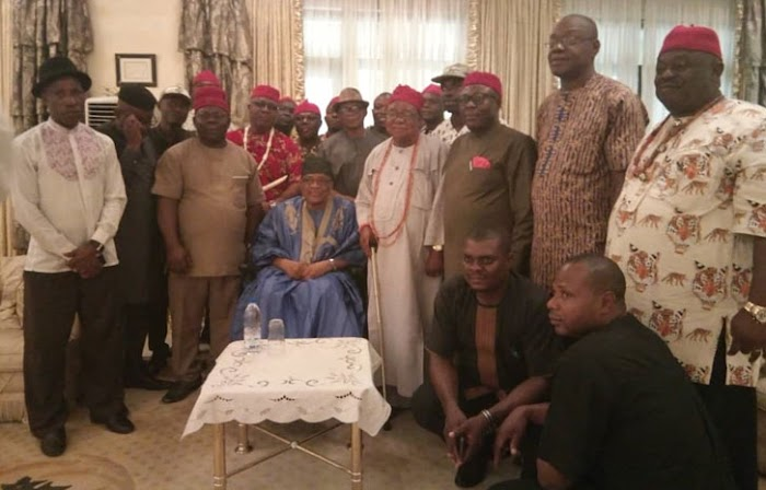 Big Trouble Looms As IBB Challenge Igbos On Unity, Indivisibility Of Nigeria