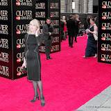 WWW.ENTSIMAGES.COM -      Selina Scott at      The Olivier Awards at Royal Opera House, Covent Garden, London, April 28th 2013                                               Photo Mobis Photos/OIC 0203 174 1069