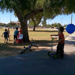 Skate Park Party