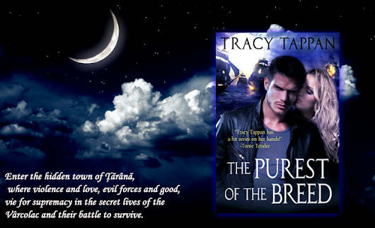 Review and Accolades–Purest of the Breed (The Community Series #2) by Tracy Tappan