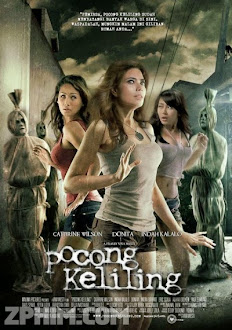Xác Ướp Trả Thù - Pocong keliling (2010) Poster