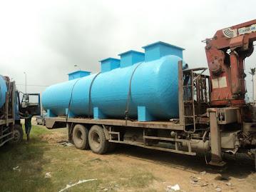 xử lý nước thải sinh hoạt bằng phương pháp yếm khí