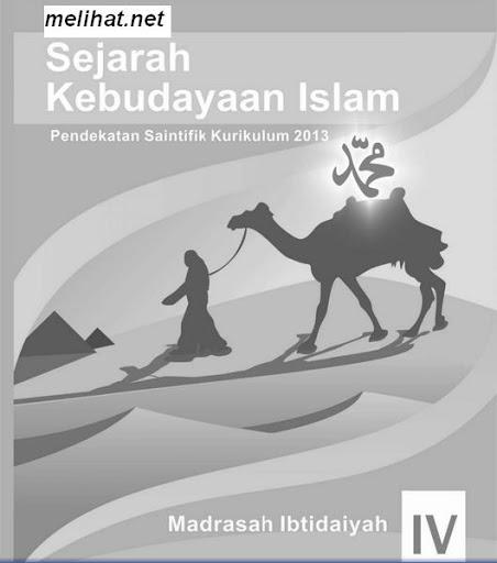 Buku SKI Kurikulum 2013 SD/MI Kelas 4 Terbaru