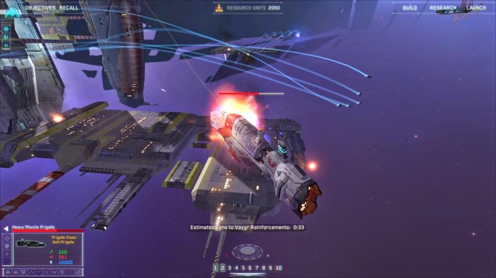 Homeworld Remastered Collection-RELOADED - Game Screenshot