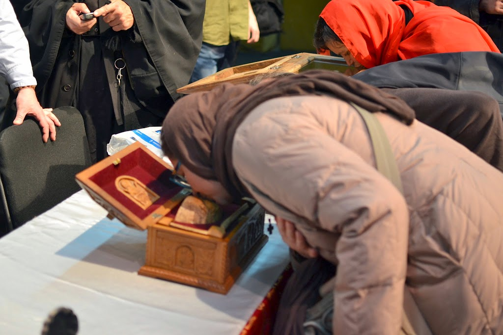078 Avva Justin Parvu si Sfintii inchisorilor (Teatrul Luceafarul, Iasi, 2014.03.19)