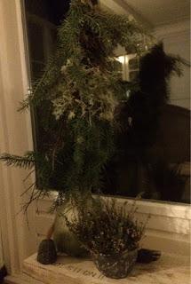 Sober kerstboompje zelf maken