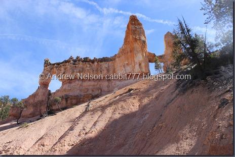 Random Rambler Bryce Canyon Tower Bridge Trail