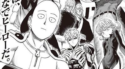 One Punch Man Manga Episode 144 Subtitle Indonesia